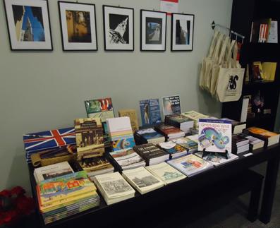 ARIA at John Brown House Booksho[p