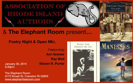 ARIA Poetry Night